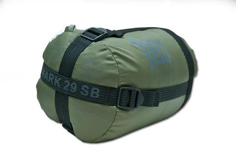 Tengu Mark 29SB flecktarn спальный мешок экстремальный