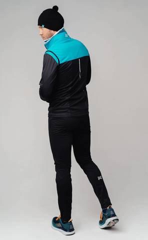 Nordski Pro лыжный костюм мужской breeze-black