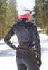Nordski Motion Premium разминочный лыжный костюм женский BlueBerry-Pink - 3