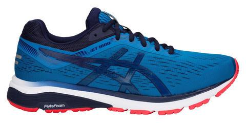 Asics Gt 1000 7 GoreTex  мужские кроссовки для бега синие