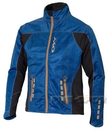 Лыжная Куртка One Way Catama синяя - 2