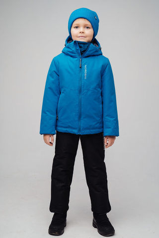 Nordski Kids Montana прогулочная лыжная куртка детская blue