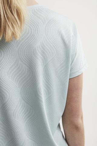 Craft Eaze Ringer футболка беговая женская голубая