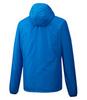 Mizuno Printed Hoodie Jacket куртка для бега мужская голубая - 2