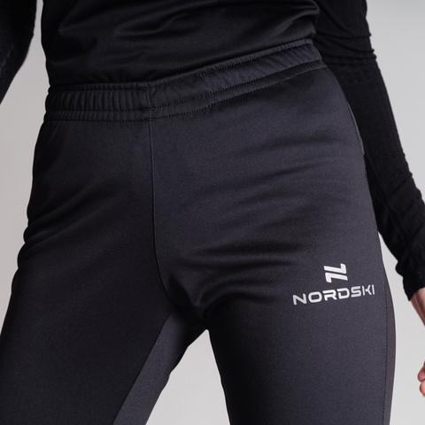 Женские утепленные беговые брюки Nordski Base