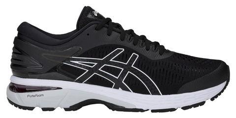 Asics Gel Kayano 25 кроссовки для бега мужские черные