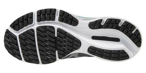 Mizuno Wave Rider 24 кроссовки для бега женские серые