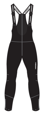 Nordski Active 2020 лыжные брюки самосбросы женские