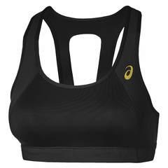 Топ для бега женский Asics Sports Bra черный
