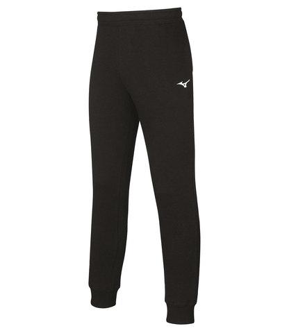 Mizuno Sweat Pant спортивные брюки мужские черные