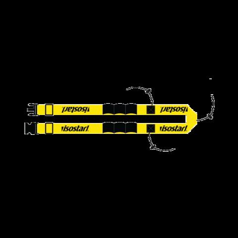 Пояс для гелей ISOSTAR Yellow