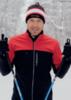 Nordski Active лыжная куртка мужская красная-черная - 2