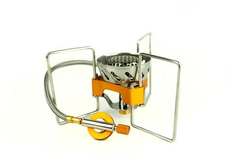 Fire-Maple FWS-02 газовая горелка с двойной ветрозащитой