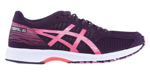 Asics Tartherzeal 6 кроссовки для бега женские