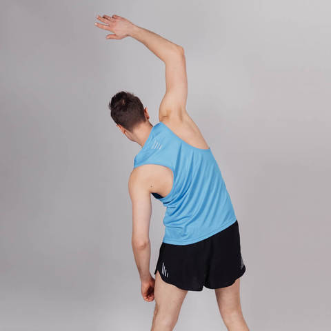 Nordski Run комплект для тренировок мужской blue