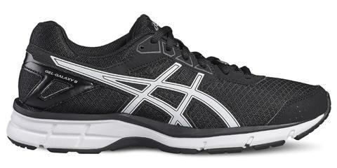 Кроссовки для бега женские Asics Gel Galaxy 9 черные