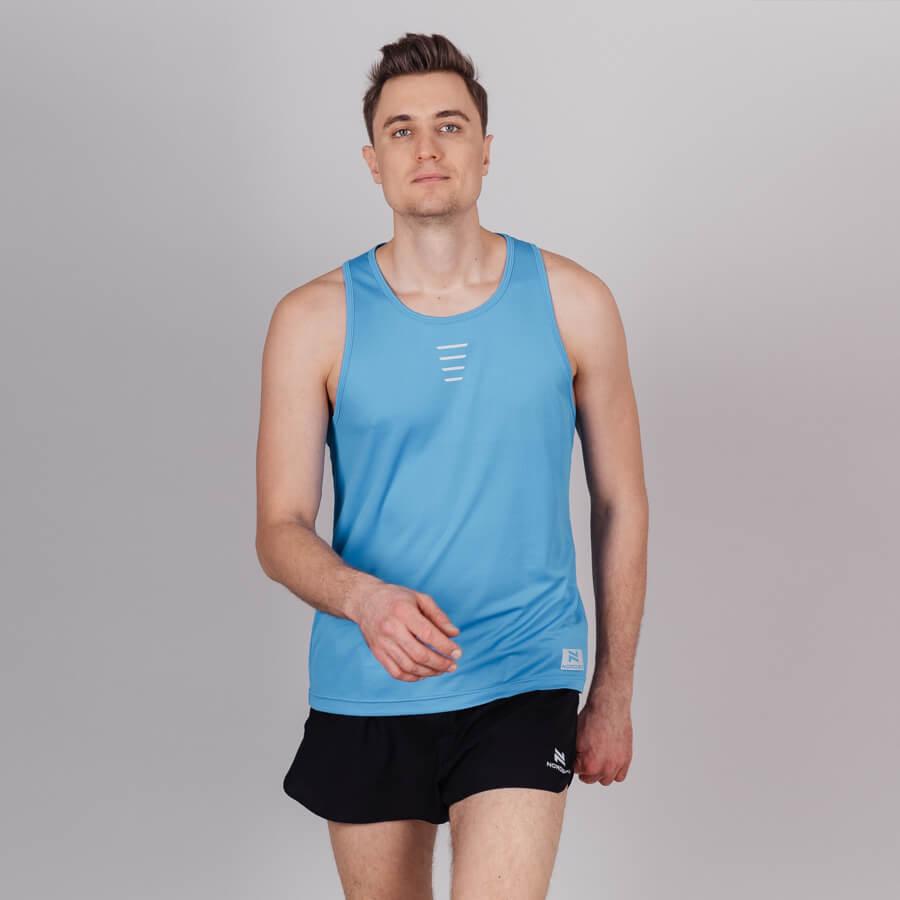 Nordski Run комплект для тренировок мужской blue - 2