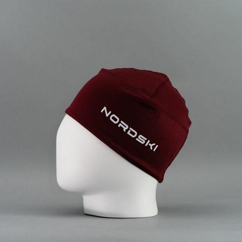 Nordski Warm шапка бордо