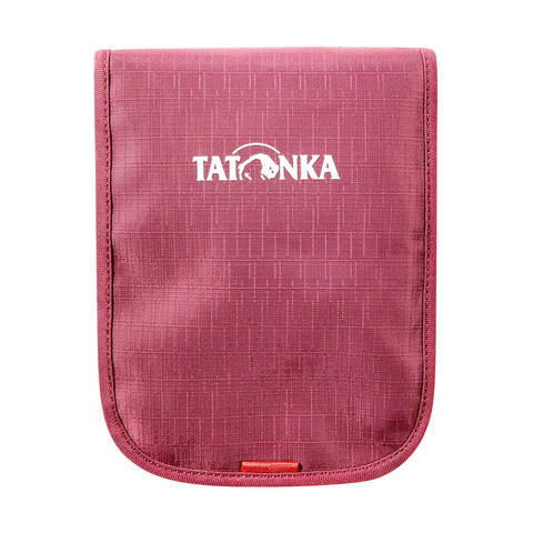 Tatonka Hang Loose кошелек bordeaux red