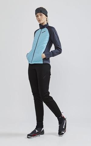 Craft Storm Balance лыжный костюм женский св.голубой