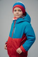 Nordski Kids Montana прогулочная куртка детская blue-red