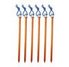 AceCamp Aluminum Nail Peg комплект колышков оранжевый - 1