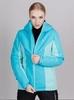 Утепленный лыжный костюм женский Nordski Base aquamarine-sky - 2