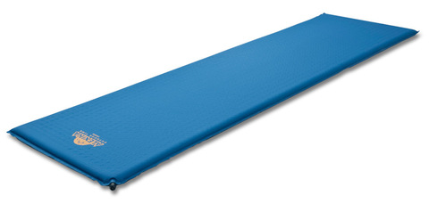 Alexika Travel 66 самонадувающийся коврик navy blue