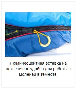 Alexika Tundra Plus спальный мешок кемпинговый - 12