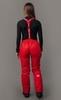 Nordski Premium теплые лыжные брюки женские красные - 4