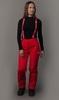 Nordski Premium теплые лыжные брюки женские красные - 3