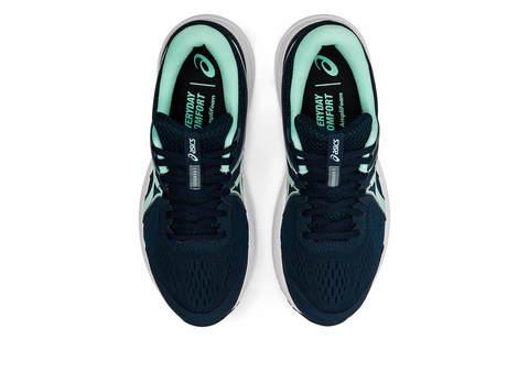Asics Gel Contend 7 кроссовки беговые женские темно-синие