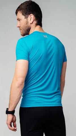 Nordski Logo футболка мужская light blue
