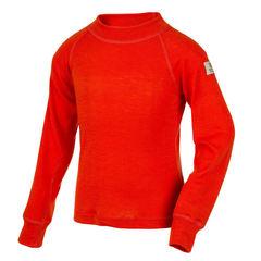 Janus Prince or Princess Wool термобелье детское из шерсти мериносов рубашка апельсиновая