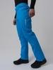 Nordski мужские ветрозащитные брюки blue - 2