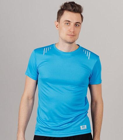 Nordski Run комплект для бега мужской blue