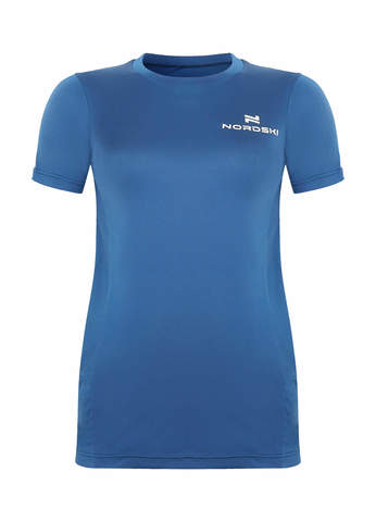 Nordski Jr Sport футболка детская navy