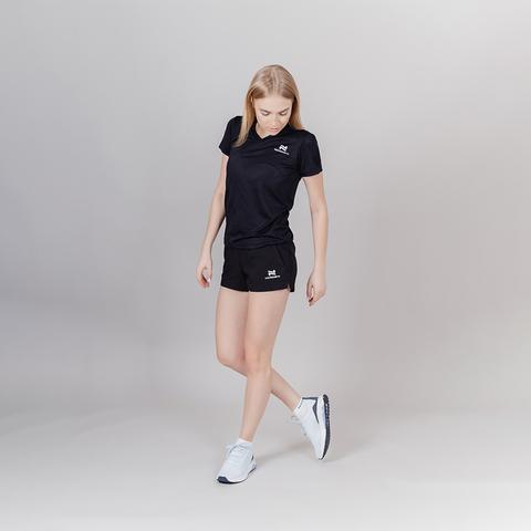 Nordski Ornament футболка спортивная женская black