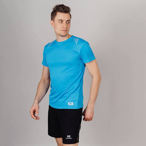 Nordski Run Pro комплект для бега мужской blue