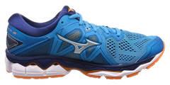 Mizuno Wave Sky 2 кроссовки для бега женские синие