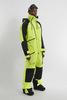 Cool Zone DROP комбинезон для сноуборда мужской черный-салатовый - 2