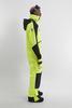 Cool Zone DROP комбинезон для сноуборда мужской черный-салатовый - 3