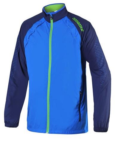 Куртка Noname Exercise, синяя унисекс