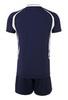 Волейбольная форма Asics Set Tiger Man темно-синяя - 2
