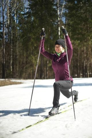 Nordski Jr Motion детский лыжный костюм purple