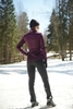 Nordski Jr Motion детский лыжный костюм purple - 2