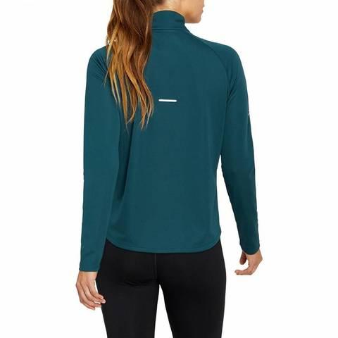 Asics Icon 1/2 Zip LS рубашка для бега женская