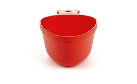Wildo Kasa Army портативная кружка-миска red