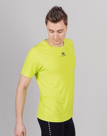 Nordski Pro футболка тренировочная мужская lime