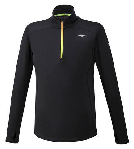 Mizuno Warmalite Hz рубашка мужская черная
